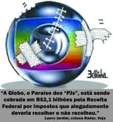 Globo_Impostos