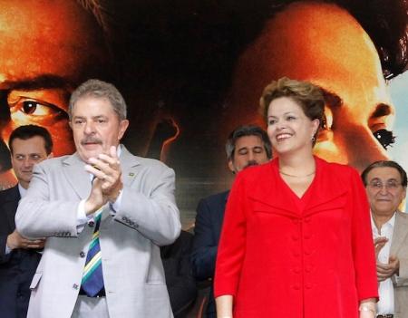 """Emir Sader: """"Lula e Dilma integram uma aliança formada para transformar a realidade brasileira ao longo das próximas décadas."""" Foto: Ricardo Stuckert/Instituto Lula."""