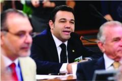 O deputado Marco Feliciano, o novo líder das minorias da Câmara. Foto: Gustavo Lima / Agência Câmara