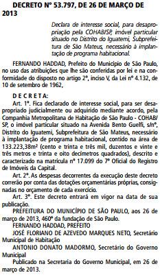 Haddad_Decreto_Iguatemi