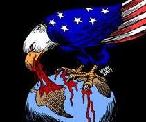 Resultado de imagem para As garras dos USA sobre a América Latina