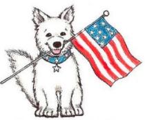 EUA_Bandeira_Cachorro