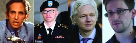 EUA_Ellsberg_Manning_Assange_Snowden