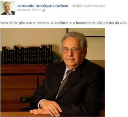FHC_Pao_Honestidade