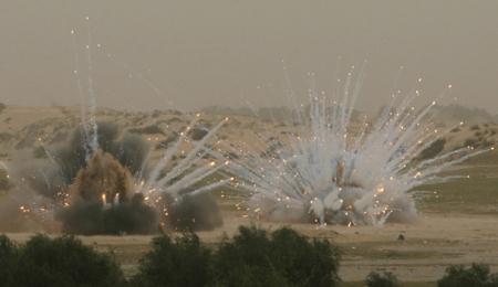 Iraque01_Bombardeio_EUA