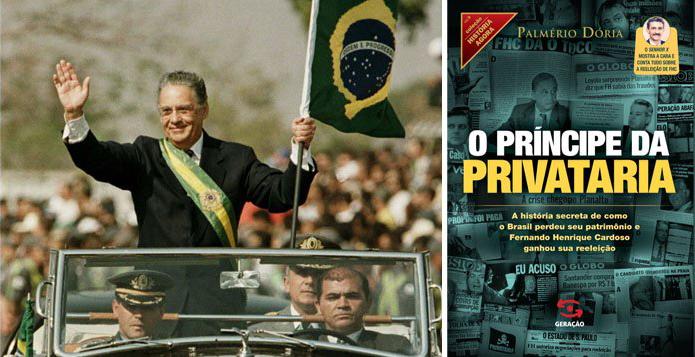 o livro o principe da privataria