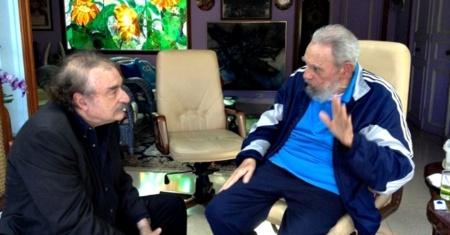 Cuba_Ignacio Ramonet_Fidel01