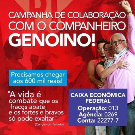Genoino50_Vaquinha