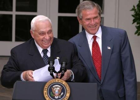 Israel_Ariel_Sharon03_Bush