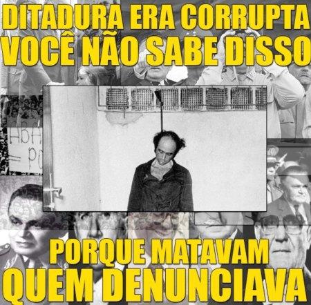Resultado de imagem para fotos e imagens da ditadura militar - facebook do carmo filho