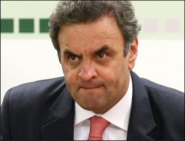 Aécio Neves foi patrocinado por seis das nove empreiteiras envolvidas na Operação Lava-Jato.