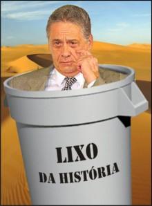 FHC_Lixo_Historia