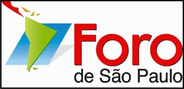 Resultado de imagem para fORO DE São Paulo