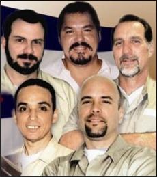 Em 8 de junho, os Cinco Heróis Cubanos visitarão o Brasil
