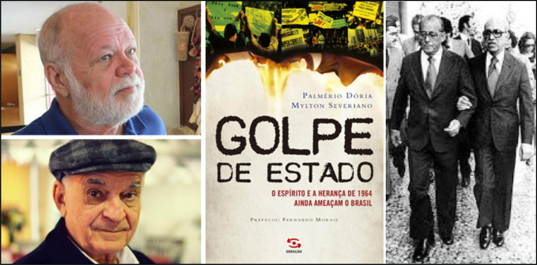 """Livro acusa Globo de """"delação"""" no período da ditadura militar.  Palmerio Doria21 Globo Ditadura fb5437c14c3c3"""