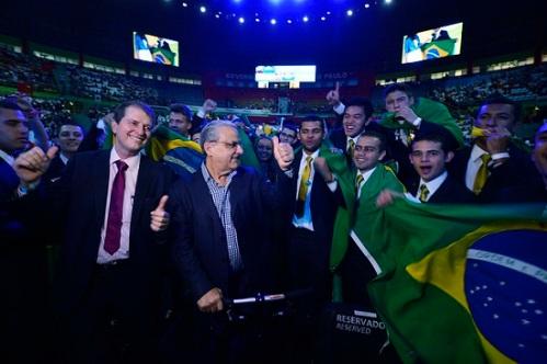 WorldSkills01_Equipe_Brasileira