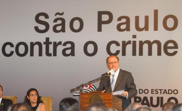 Resultado de imagem para alckmin segurança