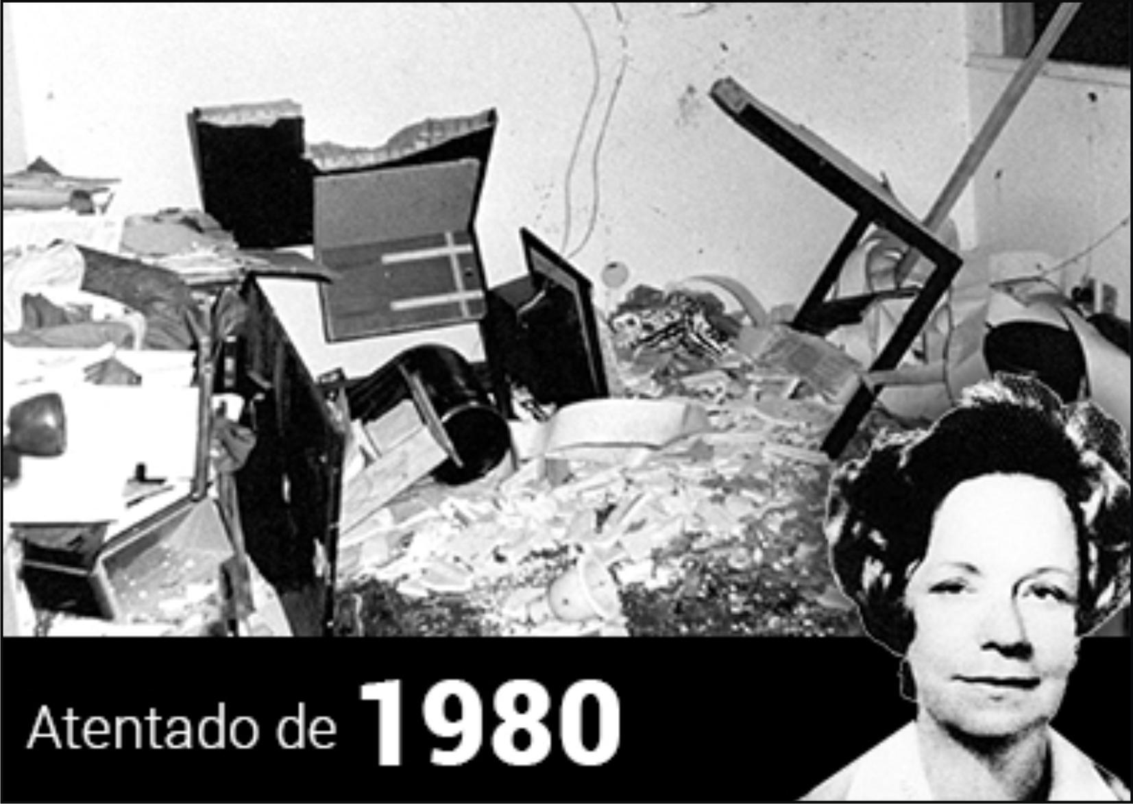Resultado de imagem para fotos explosao na OAB Rio