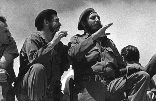 Che25_Fidel