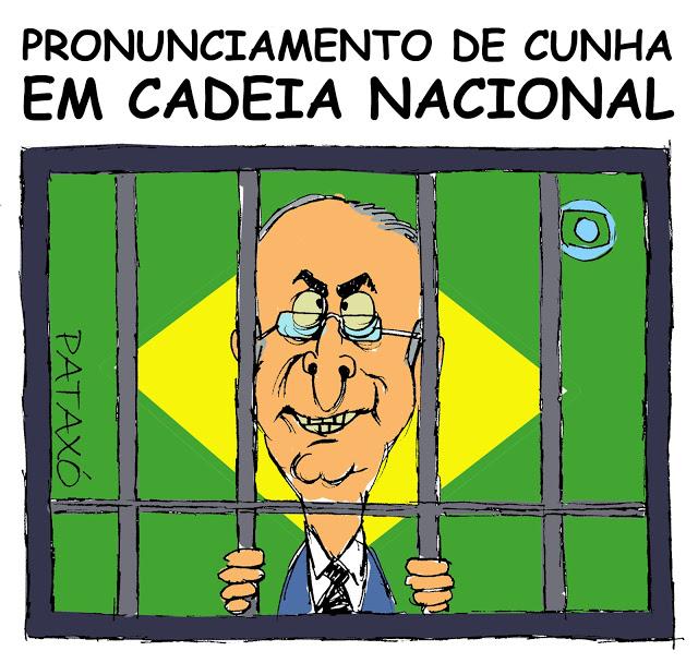 Sérgio Moro prende Eduardo Cunha e cala teoria da conspiração