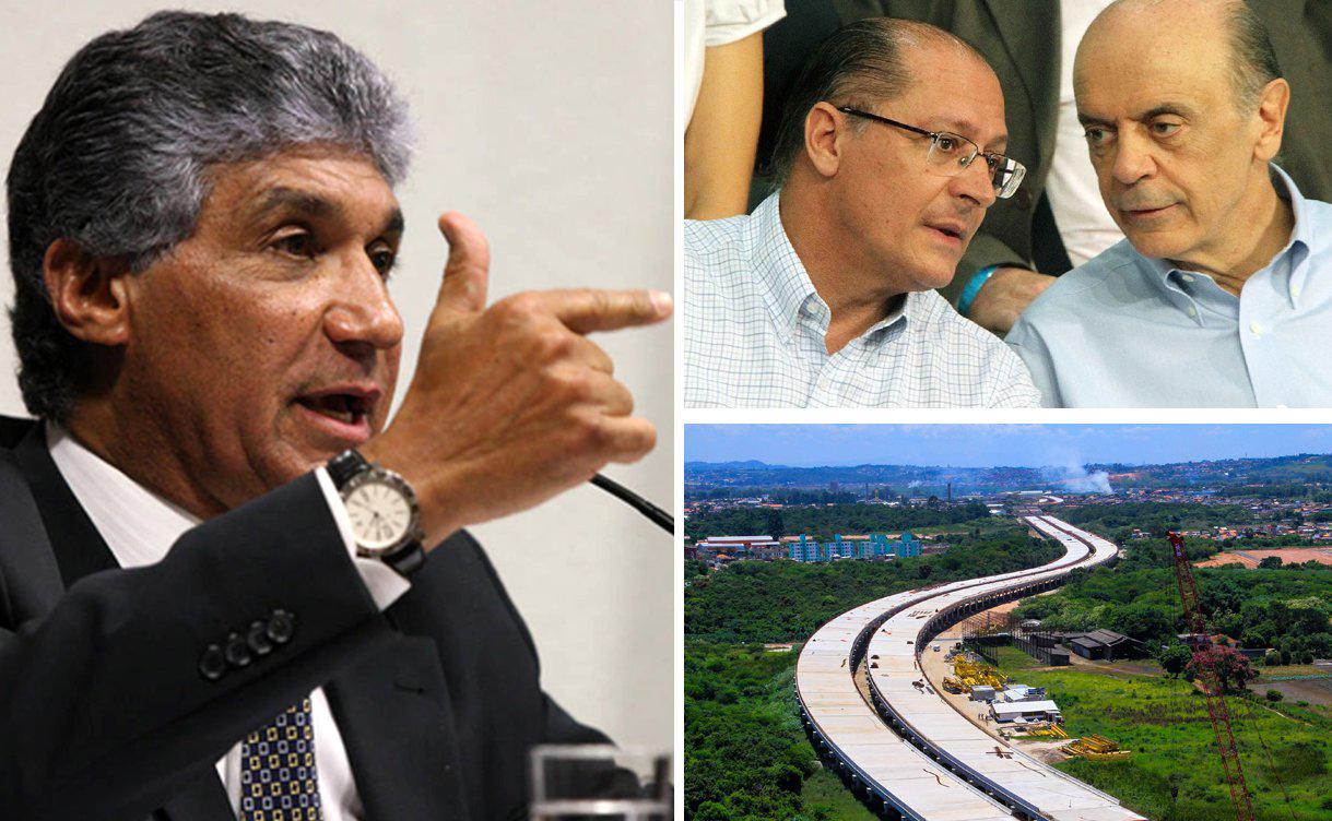 MPSP rejeita leniência da Odebrecht que atinge Alckmin, Serra e Kassab