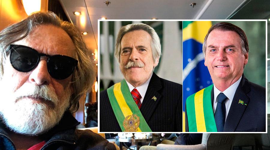 Resultado de imagem para José de Abreu quer pedir habeas corpus preventivo após tuítes de Jair Bolsonaro