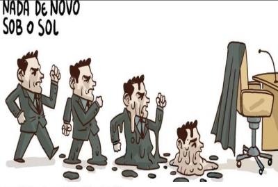 Resultado de imagem para sergio moro - ministro bolsonaro - charges