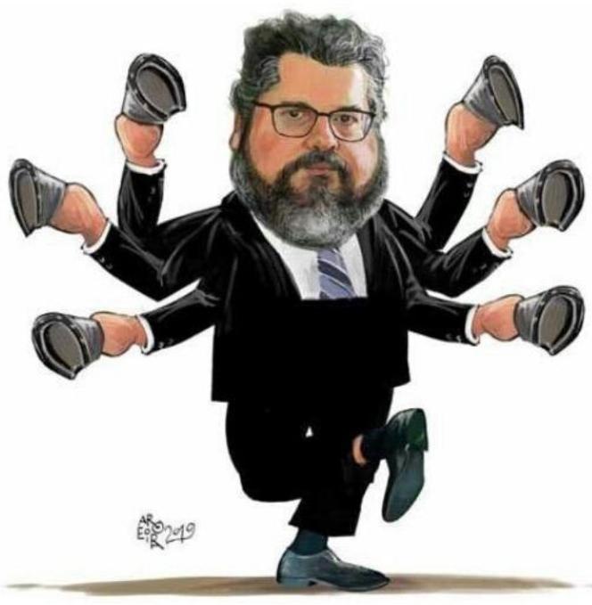 Ernesto Araújo afirma que o Brasil pode sair do Mercosul | bloglimpinhoecheiroso