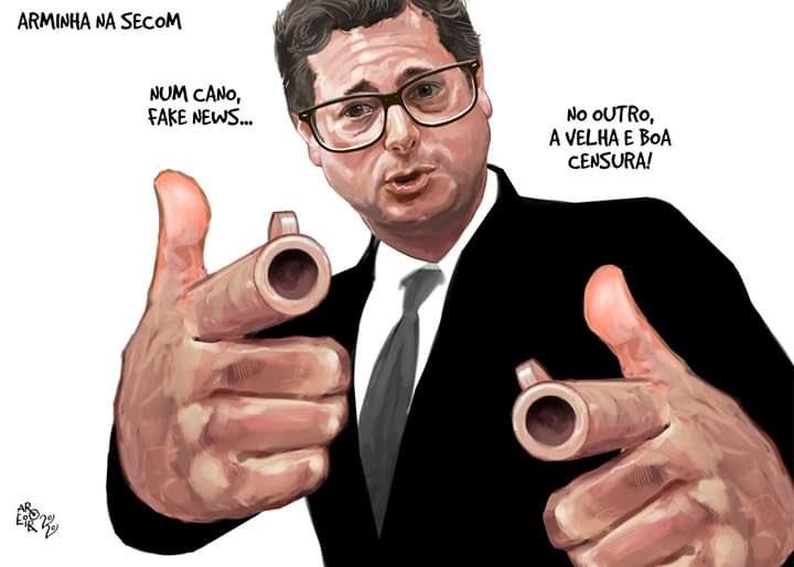 Ministério Público pede afastamento de Fábio Wajngarten, chefe da Secom |  bloglimpinhoecheiroso